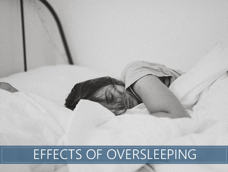 effects of oversleeping image