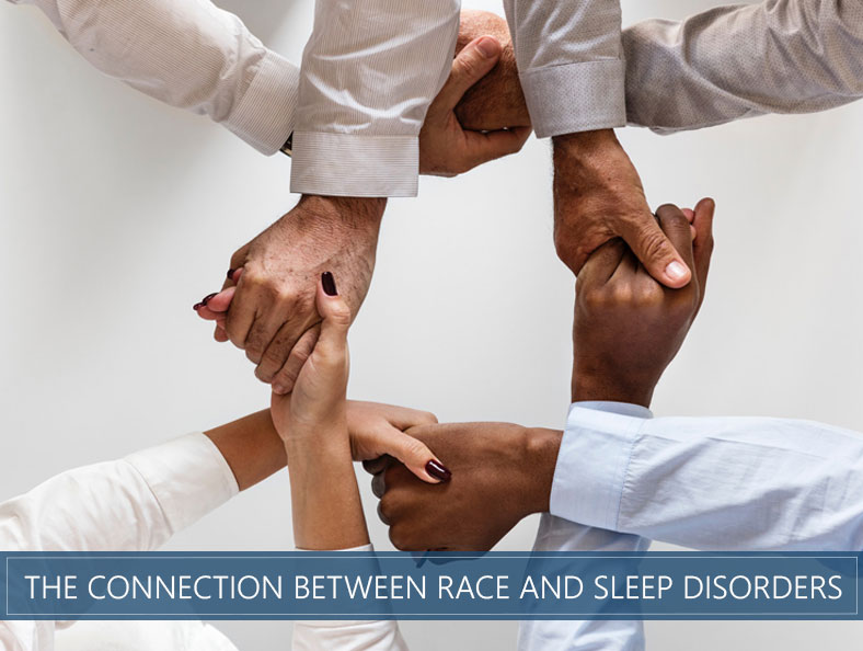 the connection between race and sleep disorder