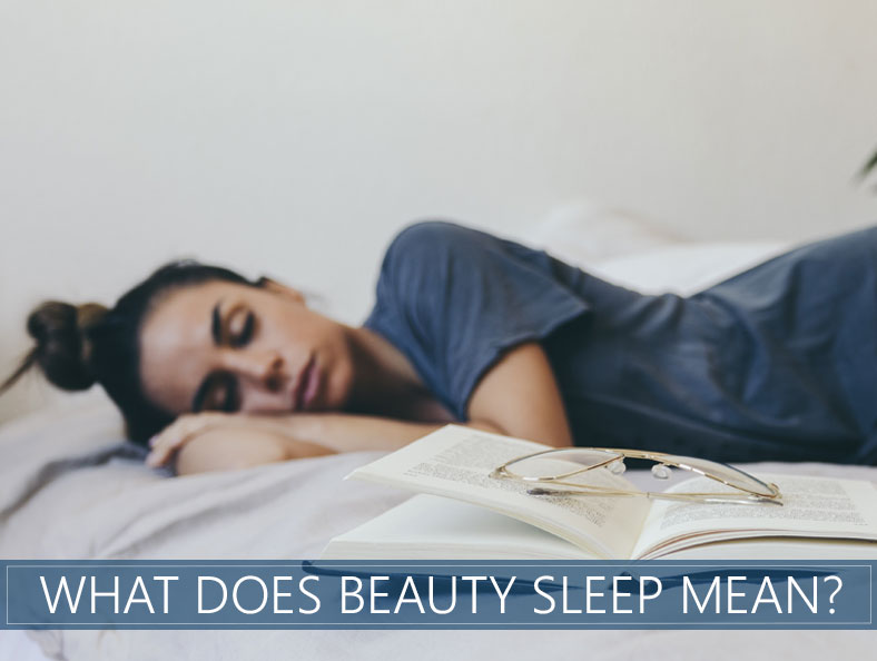 what does beauty sleep mean