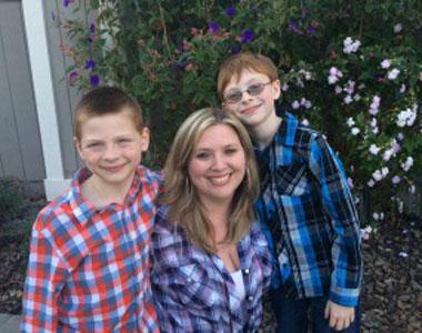 Jennifer Denzel - Rested Family