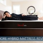 amore hybrid mattress overview