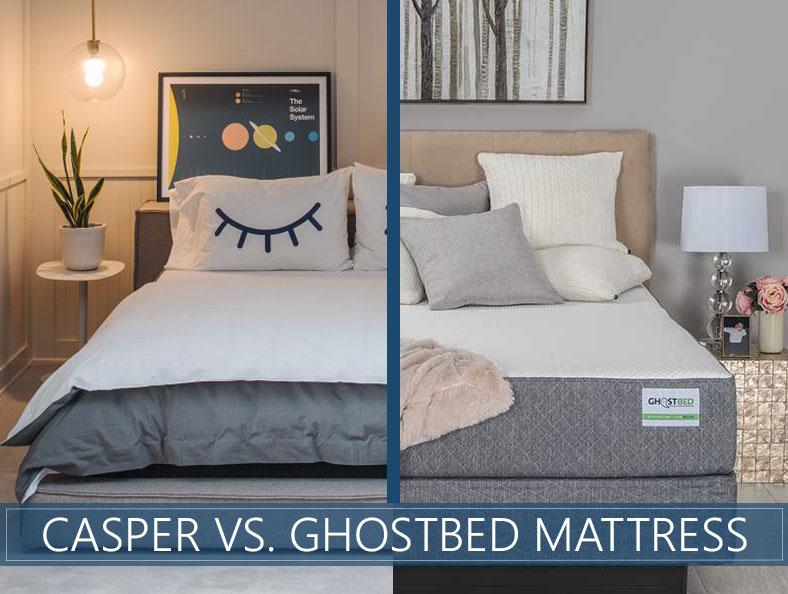 casper versus ghostbed