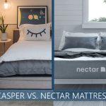 casper versus nectar bed