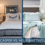 casper vs helix bed