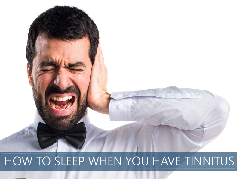how to sleep with tinnitus