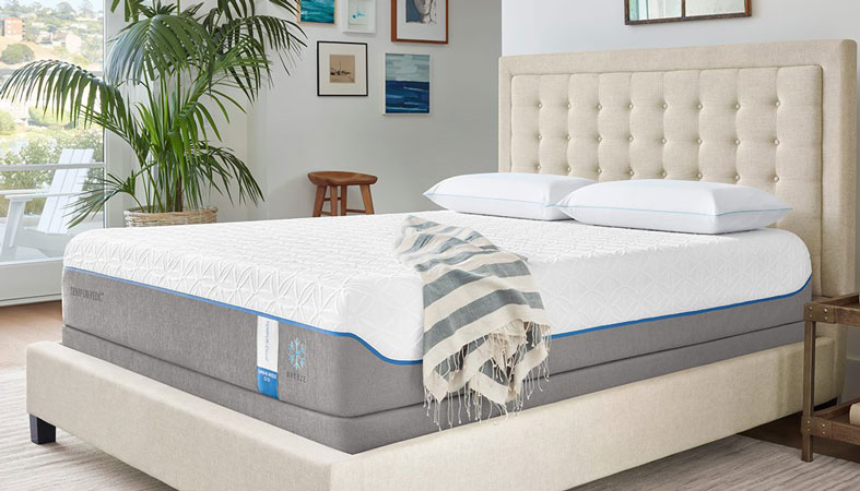 tempur pedic memory foam bed