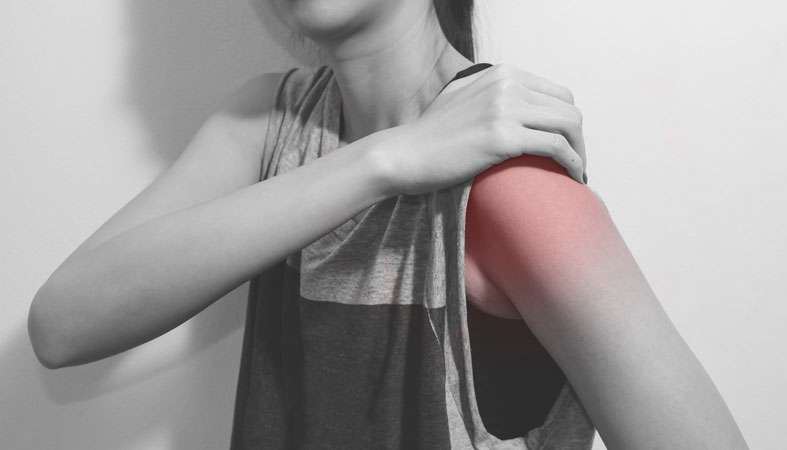 Why Do I Have Shoulder (Deltoid) Pain At Night? | The Sleep
