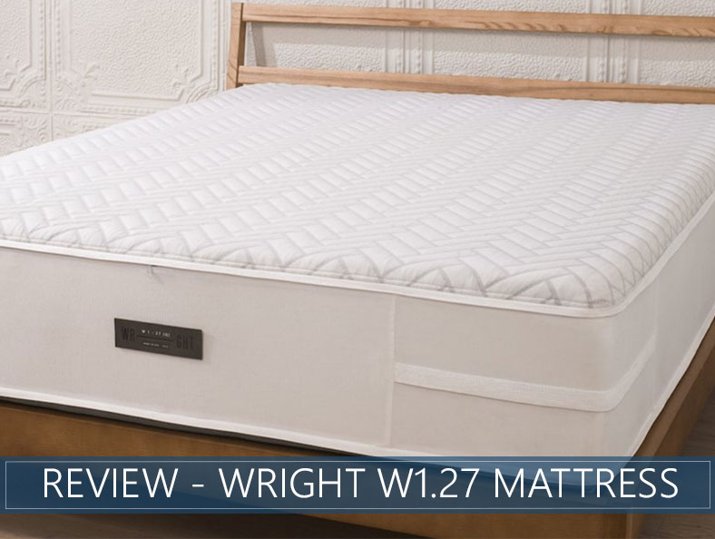 In depth wright w1.27 mattress overview