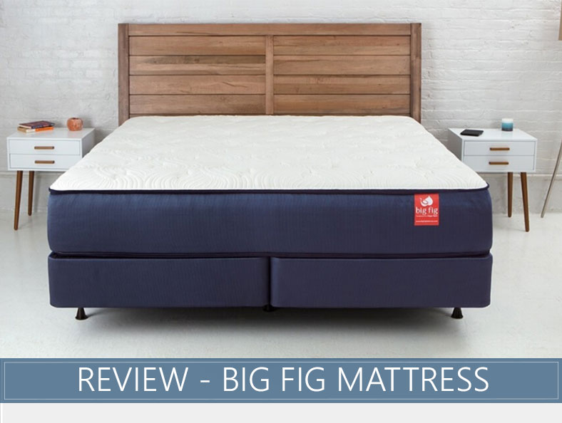 Our in depth Big Fig mattress overview