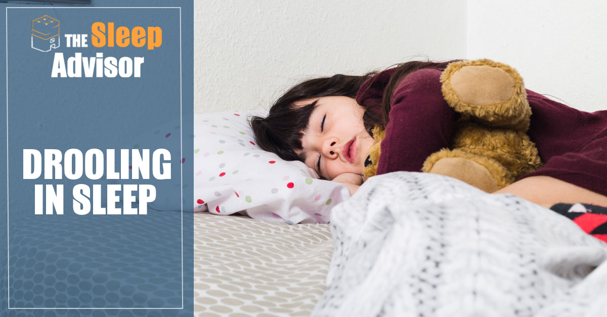 Excessing Drooling During Sleep How To Stop Sudden Saliva