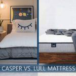 comparison of casper and lull bed
