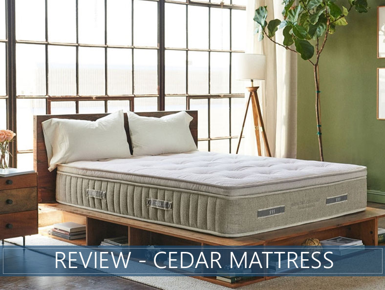 in depth cedar mattress overview