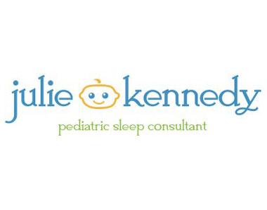 julie kennedy pediatric sleep consultant logo