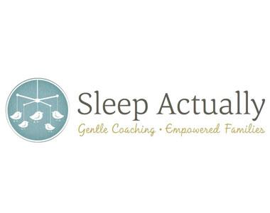 sleep actually logo