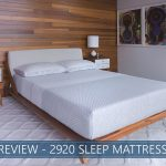 Our in depth overview of the 2920 Sleep bed