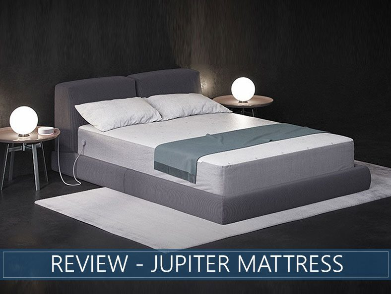 Our in depth overview of the Jupiter mattress
