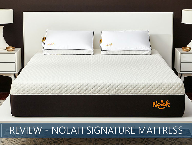 Our in depth overview of the Nolah Signature bed