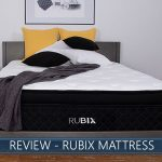 Our in depth overview of the Rubix mattress