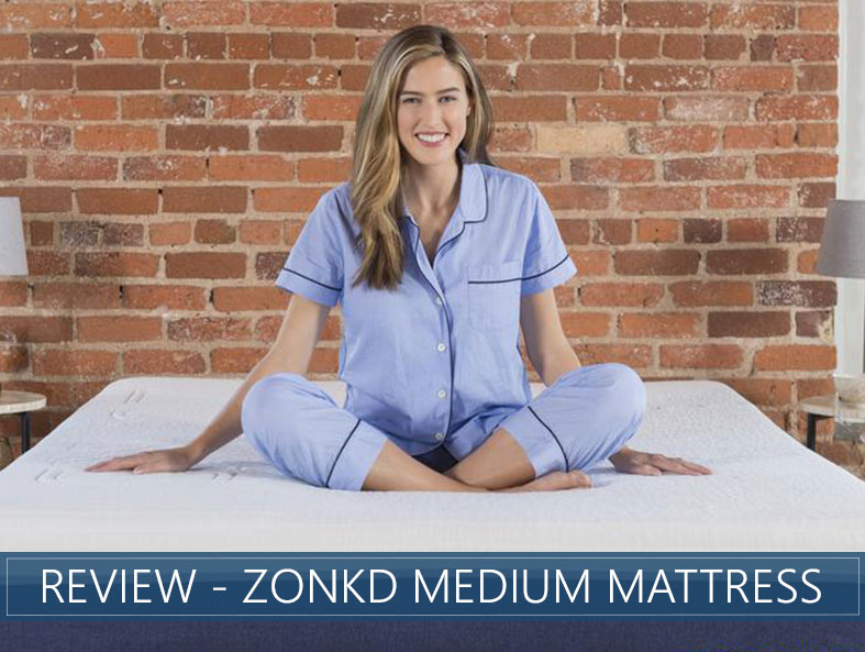 Our in depth overview of the Zonkd Medium bed