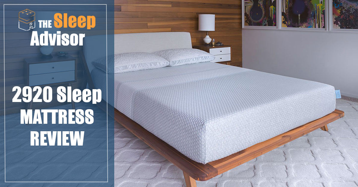 2920 Sleep Mattress Review Our Thoughts Amp Ratings For 2020