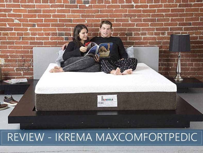 Overview of the iKrema MaxComfortPedic mattress