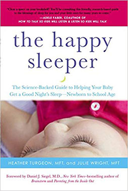 The Happy Sleeper book