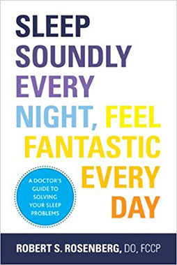 photo of the Sleep Soundly Every Night, Feel Fantastic Every Day book