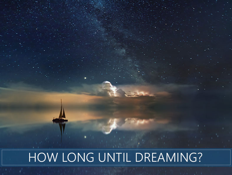 when do you start dreaming