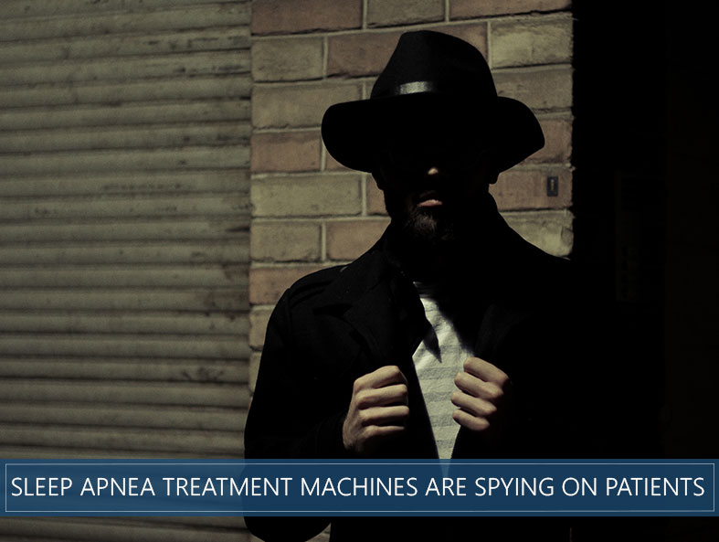 CPAP Machines Spying