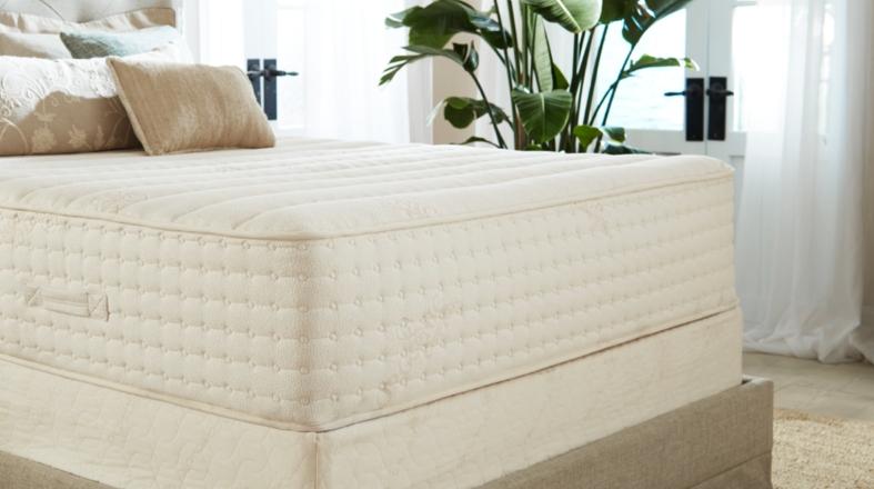 Close up of Luxury Bliss mattress