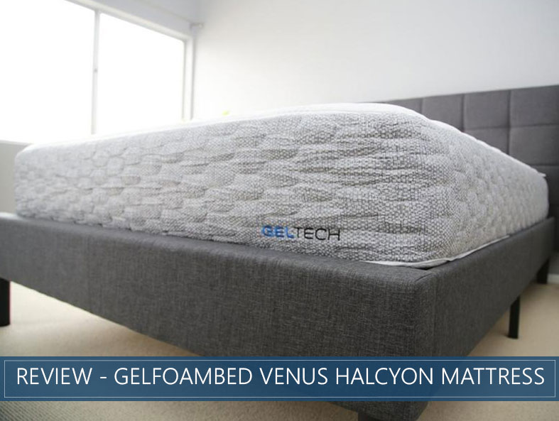 Our in depth overview of the Gelfoambed Venus Halcyon bed