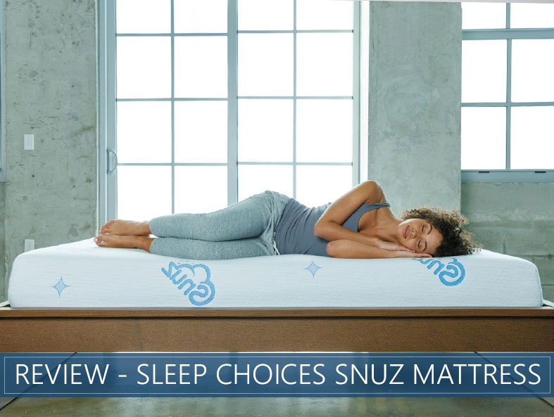 Our in depth overview of the Sleep Choices Snuz bed