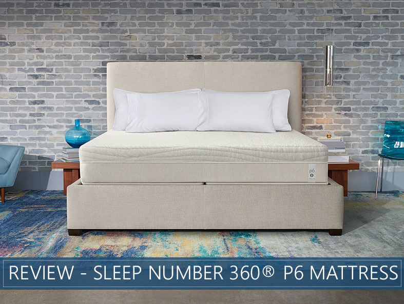 Sleep Number Mattress Reviews >> Sleep Number 360 P6 Smart Bed Review Ratings For 2019