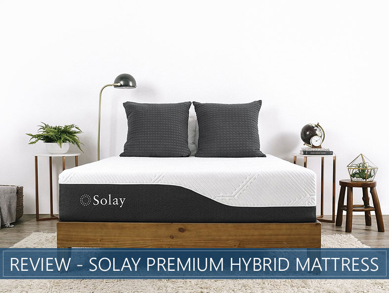 Our in depth overview of the Solay Premium Hybrid bed