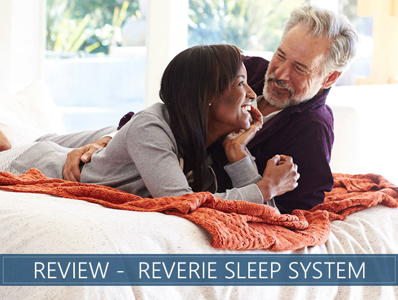 Overview of the Reverie Sleep System bed