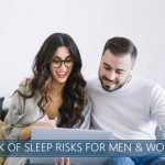 lack of sleep risks for men and women