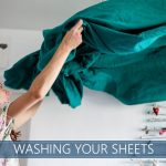 when to wash or change your bed sheets