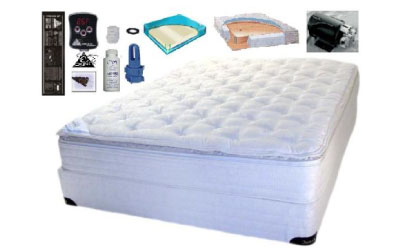 Classic Style Deep Fill Waterbed image