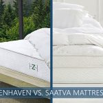 In depth comparison of zenhaven and saatva bed