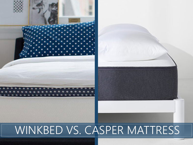 Our in depth Winkbed vs. casper comparison