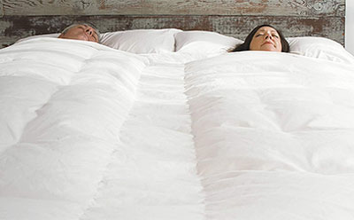 product image bedjet aircomforter