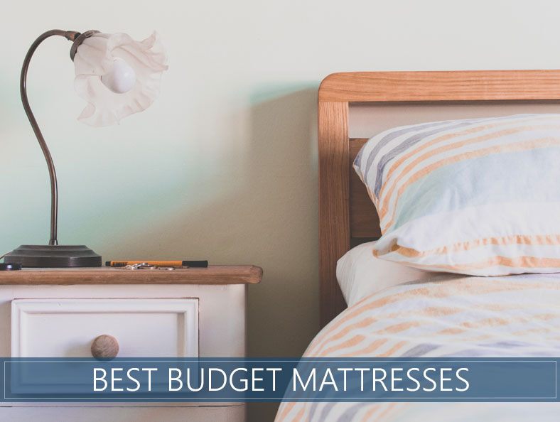 Best Budget Cheap Mattress 8 Top Rated Picks Reviewed March 2019
