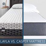 Comparison of Layla and Casper bed