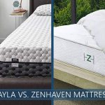 Our in depth comparison of Layla and Zenhaven bed