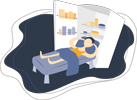 Sleeping In A Cold Environment Icon