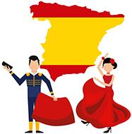 Spanish Culture Illustration