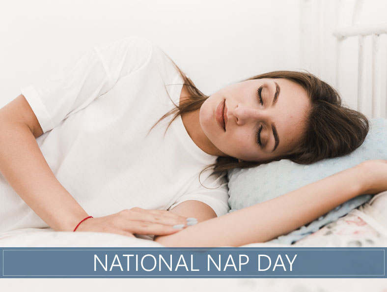 all about a national nap day