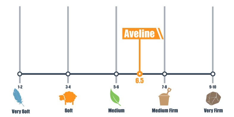 firmness scale for aveline