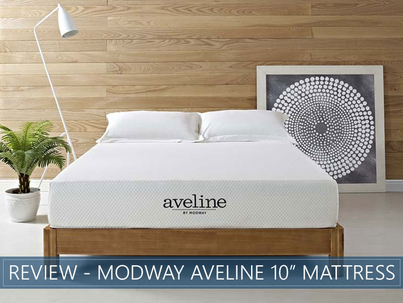 modway aveline 10inch overview