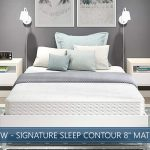 our overview of contour 8inch bed